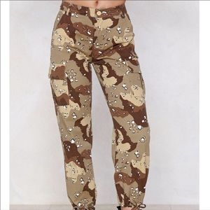 Denim - NEW Desert Camo Khaki Denim Pants Trousers 30x27